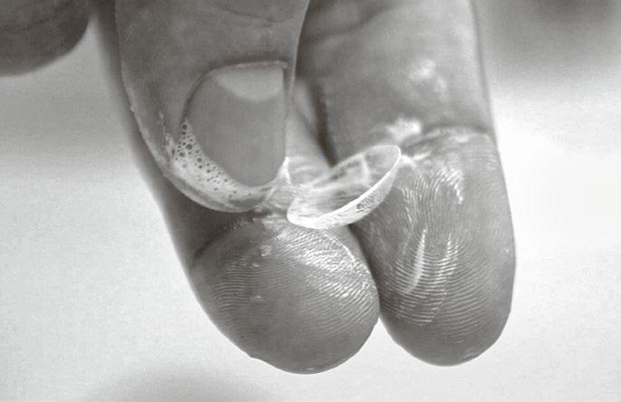 Pflege von MWdream Kontaktlinsen