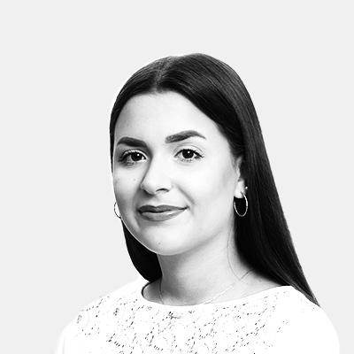 Martina Jurkovic Auszubildende zur Kauffrau für Büromanagement